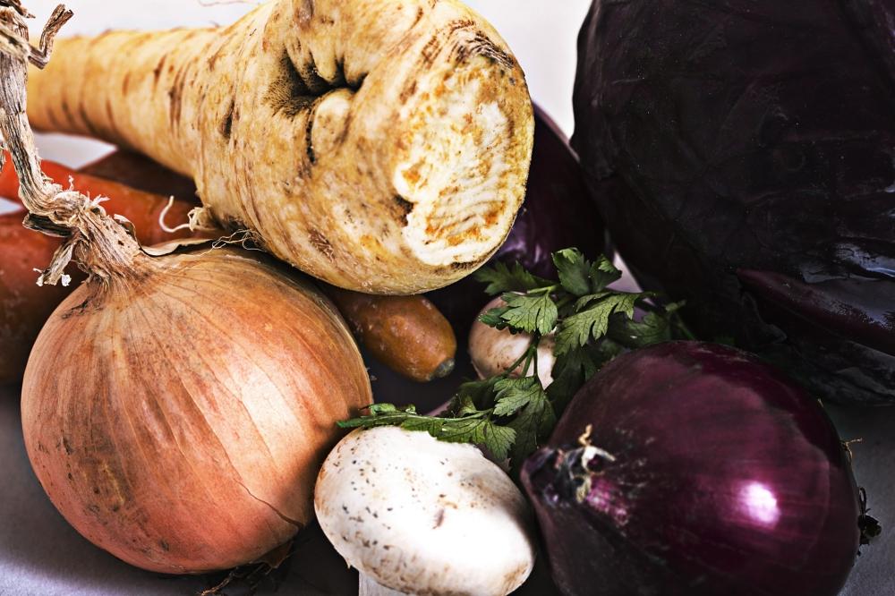 玉ねぎなどの根菜