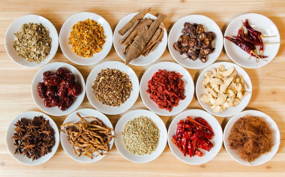 漢方の原料